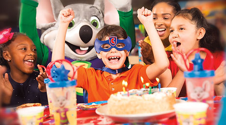 Kids Indoor Birthday Party Places Venues Walnut Creek