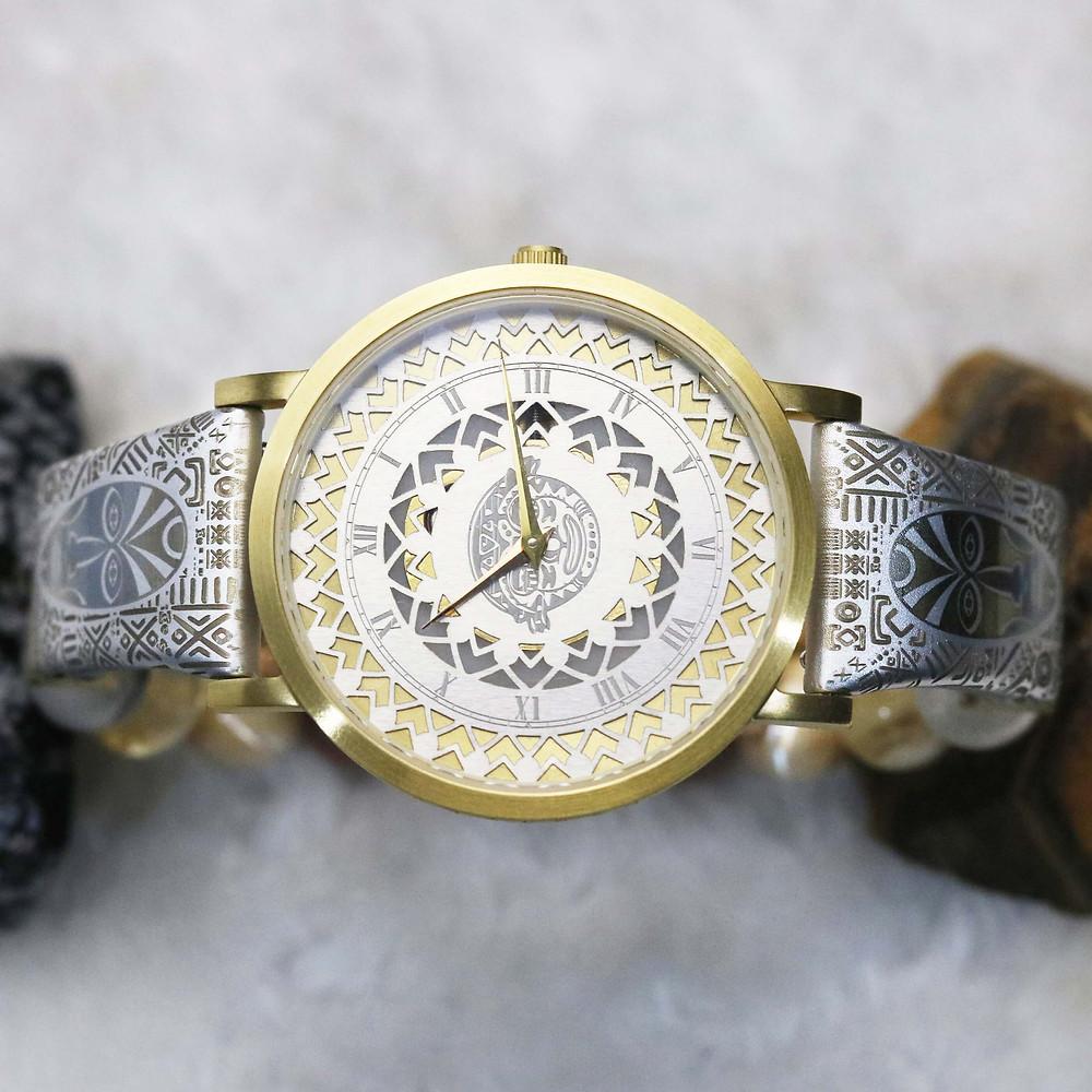 Luxury watch and straps. Amalgam Watches
