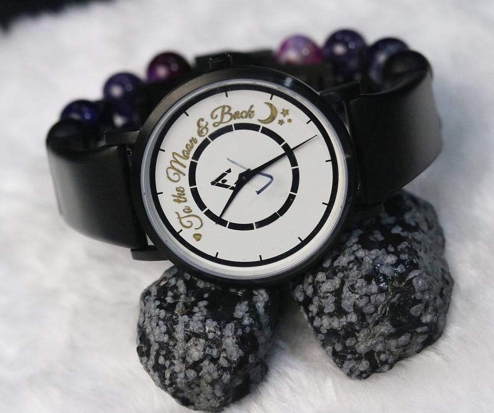 Wristwatch, Gemstones