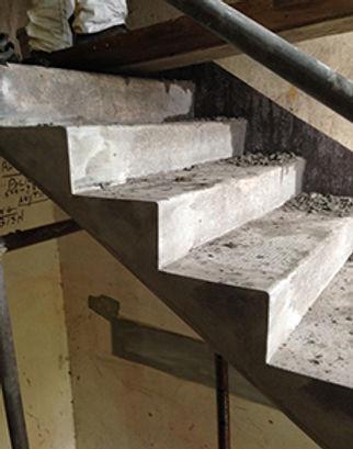 Stairwell Screed Repair Scotland