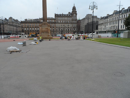 Resin Bonded Surfacing Scotland