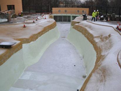 Concrete Repair Waterproofing System Scotland