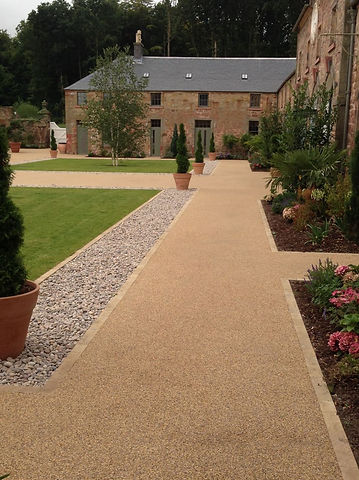 Resin Bound Flooring Scotland