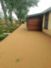 Resin Bound Flooring System Scotland