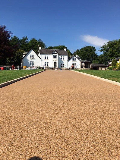 Resin Bound Flooring Scotland