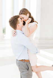 Maren + Nathan -- Engagements by knhphot