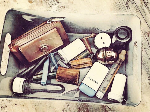 7 Ideen für Geruchsobjekte bei der Nasenarbeit