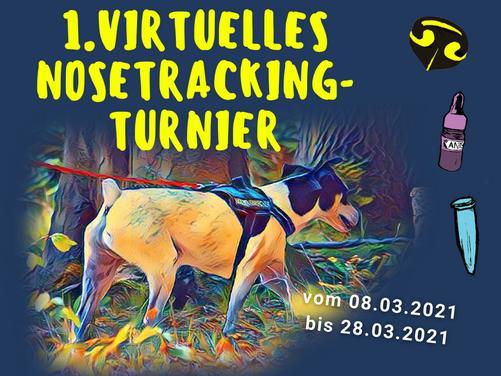 1. Virtuelles Nosetracking Turnier