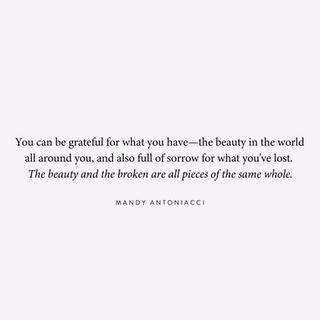 Mandy Antoniacci Quotes