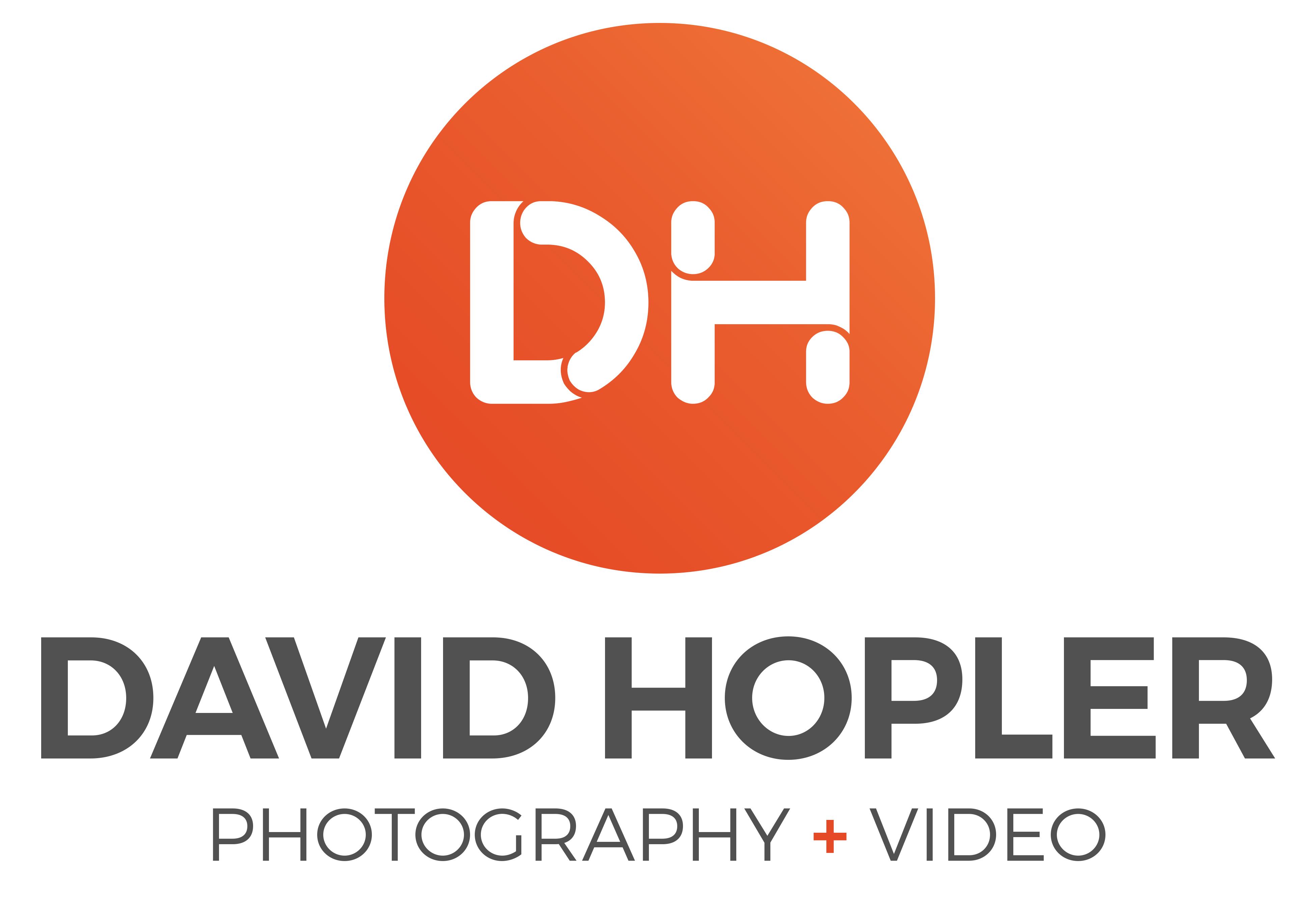 David Hopler Logo