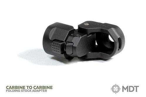 MDT Adaptateur Crosse Pliante – carbine to carbine
