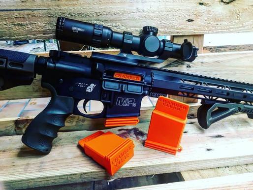 Chargeur de sécurité pour AR15