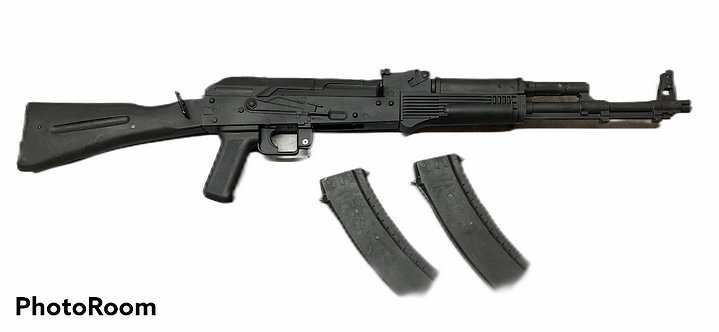 AK47 training