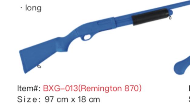 Remington 870 training
