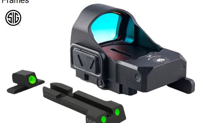 Meprolight Micro RDS SIG SAUER (P SERIES)
