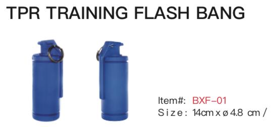 Grenade FLASHBANG training