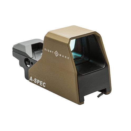 Sightmark Ultra Shot A-Spec Reflex Sight FDE