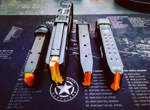 Témoins de chargeur armes équipements