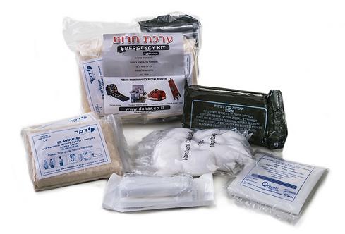 Kit d'urgence premiers secours