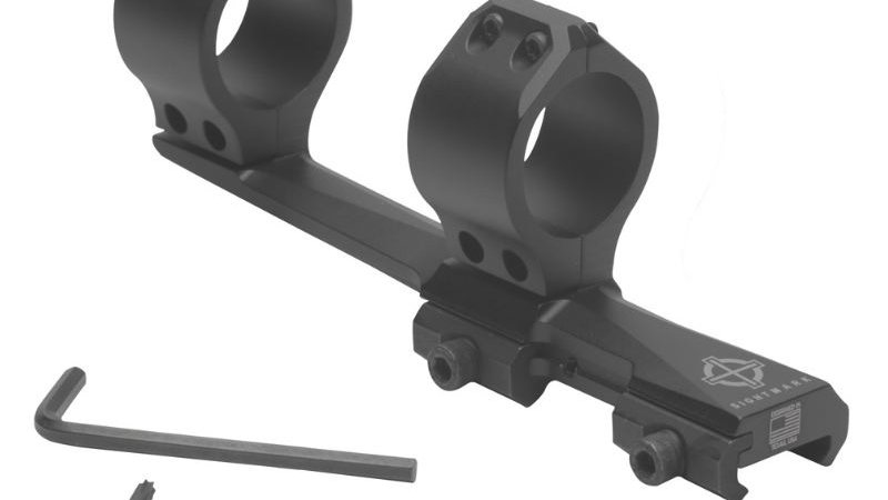 Montage Collier Cantilever Sightmark 30mm
