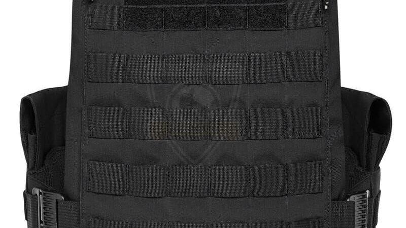 TQR 2.0 - Porte-plaques BLACK