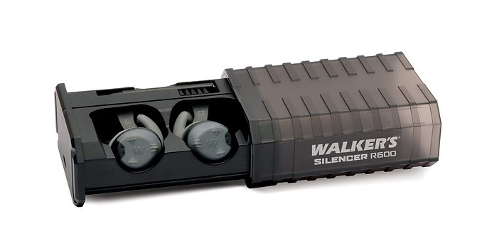 WALKERS R600 SILENCERS - ELECTRONIC EARBUDS couleur GRIS