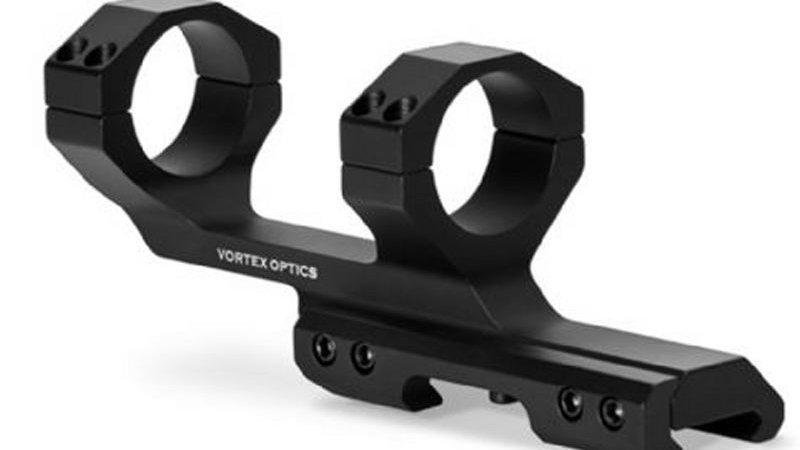"""VRTEX Cantilever anneaux de montage pour 30mm w/ 2"""" Offset (1.59""""/40.39mm)"""