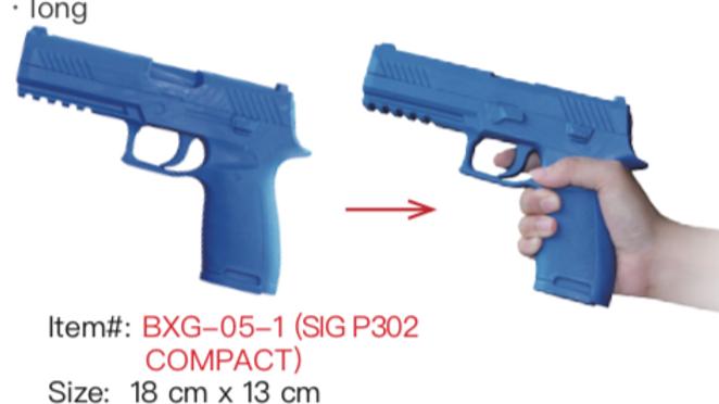 SIG P302 long training