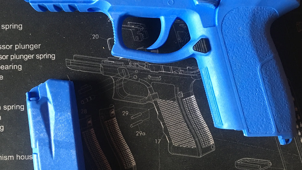 SIG 2022 training gun