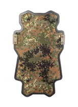 BOUCLIER DE PROTECTION INDIVIDUELLE TACTICAL CURVED
