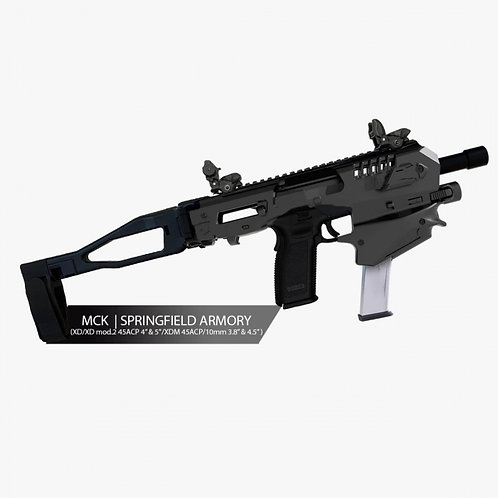 CAA MCK SPRINGFIELD ARMORY XD45