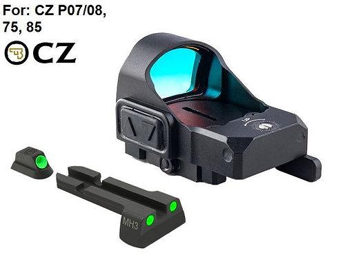 Meprolight Micro RDS CZ P07/08, 75/85