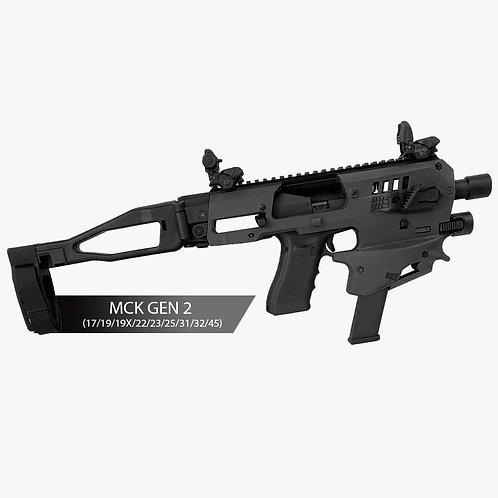 CAA MCK GEN 2 Glock 17,19,19X,22,23,31,32,G45