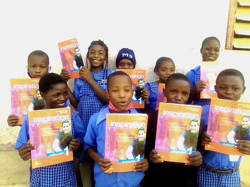 Literacy Program - IDP Camps, Nigeria