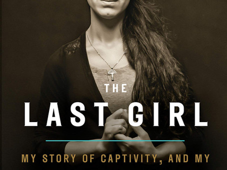 The Last Girl: Book Review from the Board
