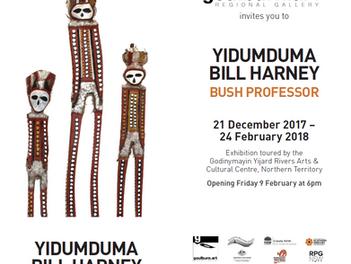 Bush Professor Exhibition