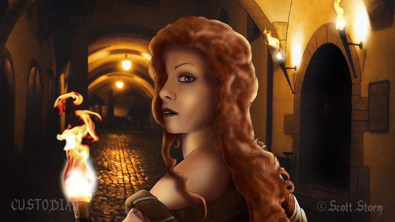 A Maiden