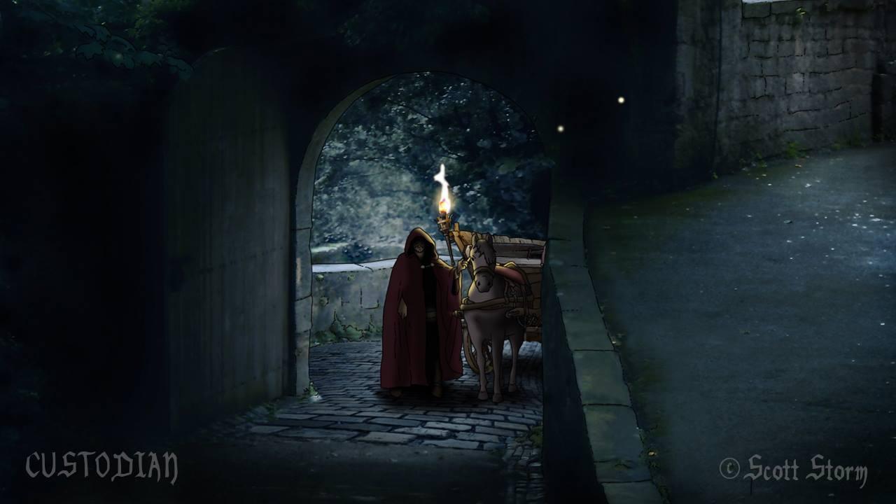 Aldus at the gates