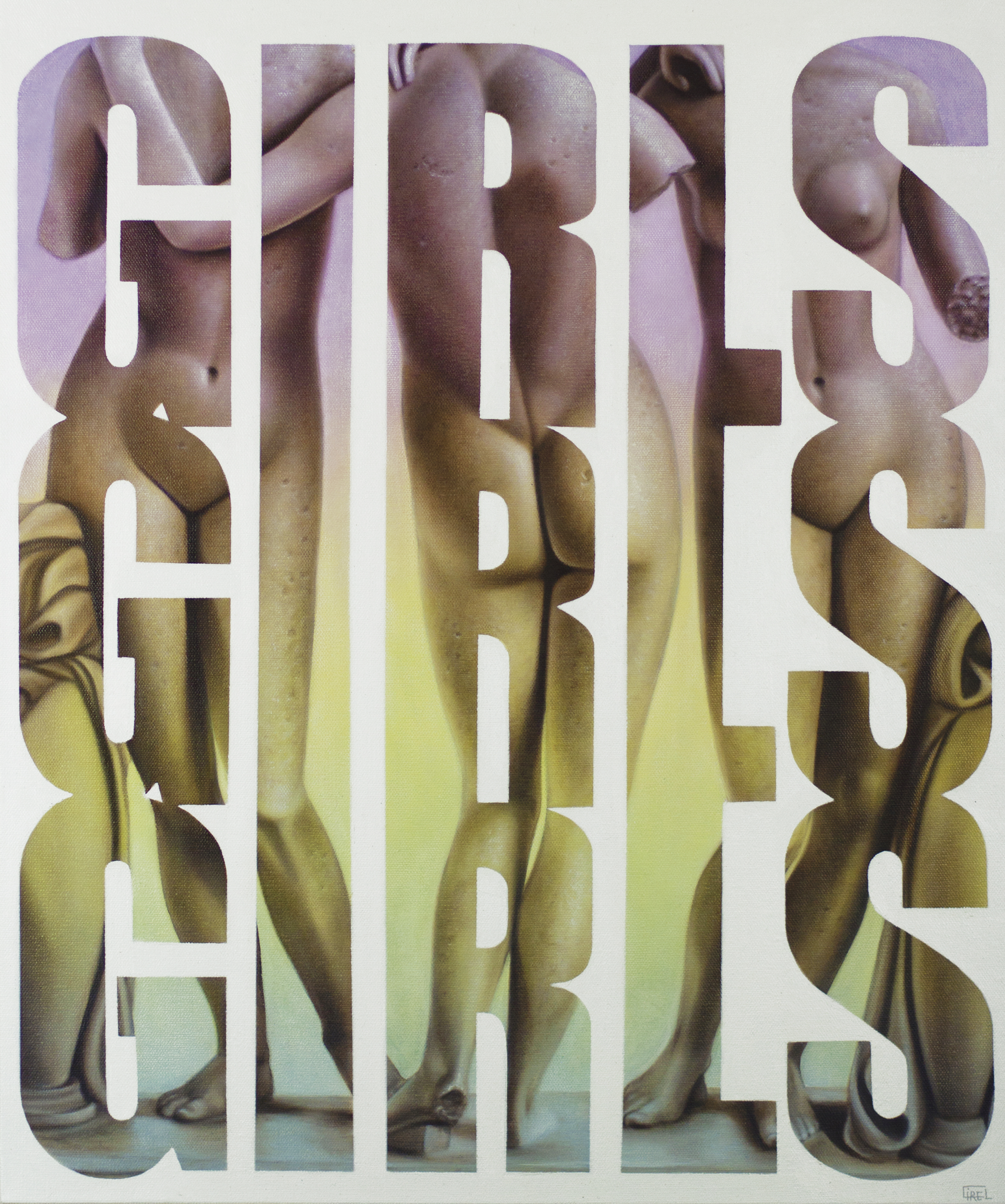 """Girls Girls Girls"" (Three Graces)"