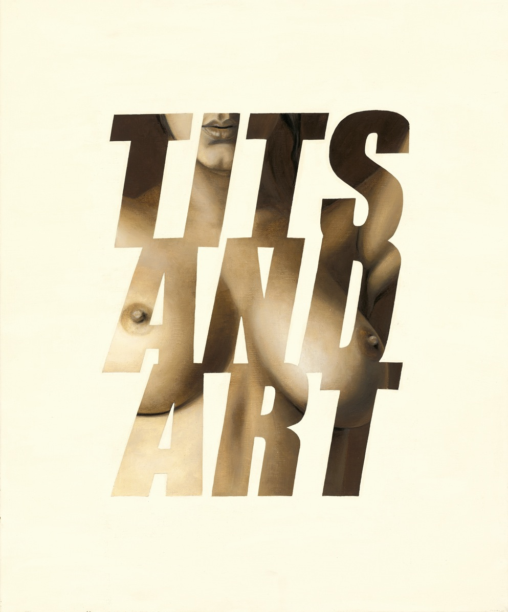 """""""Tits and Art"""""""
