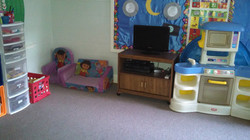 Centers in the Toddle Room