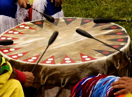 The Sacred Drum - The Heartbeat of First Nations and its use in Praise, Worship & Warfare