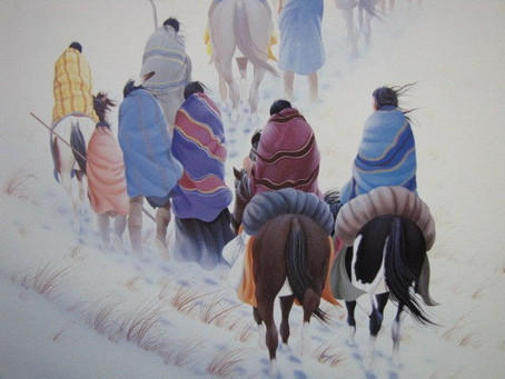 Tennessee State Trail of Tears Resolution 2014 - Resolving to Reconcile