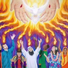 The Feast of Shavuot/Pentecost & Revival Fire