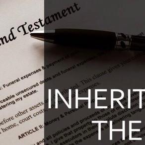Your Inheritance Has Been Stolen!
