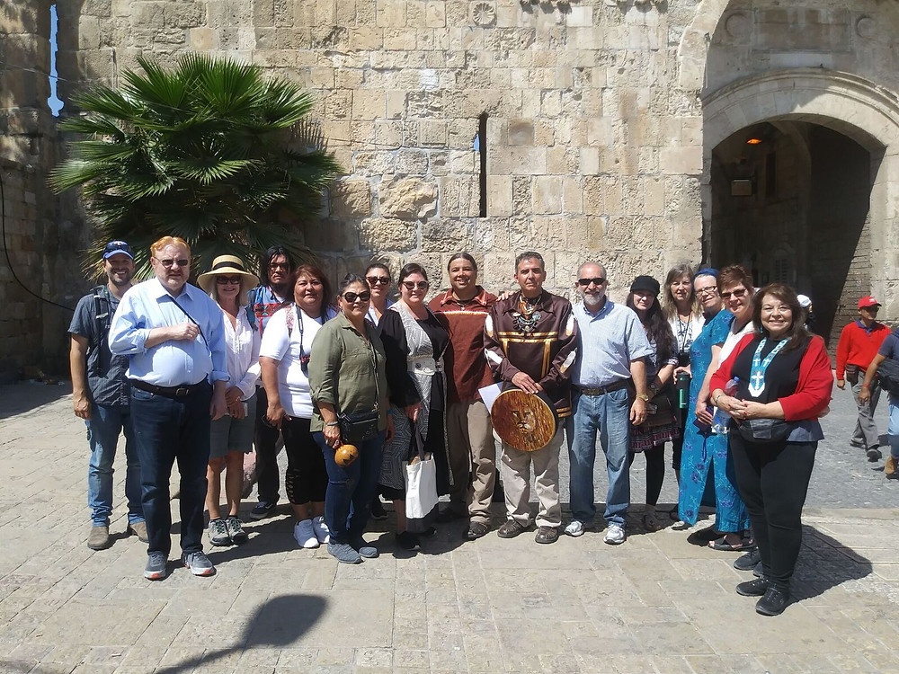 FireKeepers Radiant Israel Tours