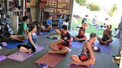 Yoga @ Maria's