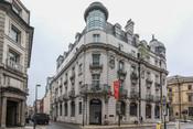 Historic Leeds building