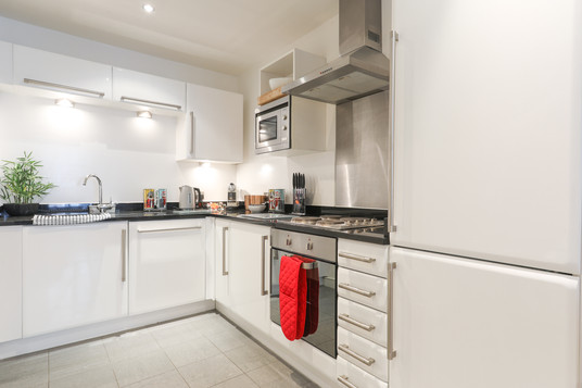 Super kitchen area