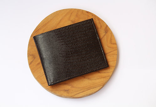 Stanely Dark Brown Wallet